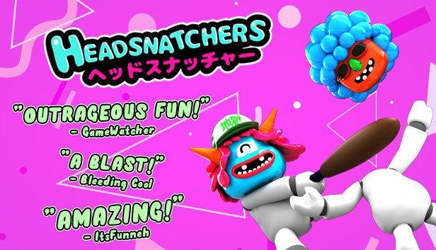 Resultado de imagen para Headsnatchers